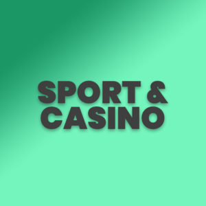 Casinon med odds&sport